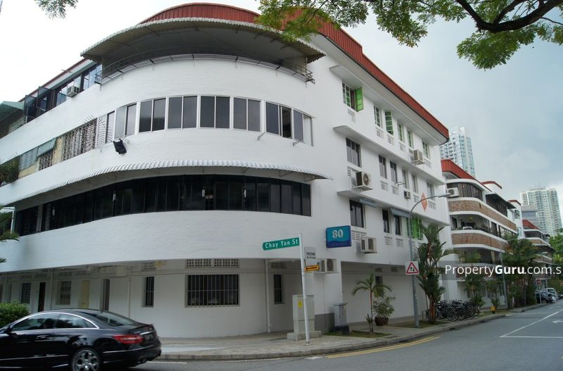 Apartment for Sale/Rent @ Tiong Bahru