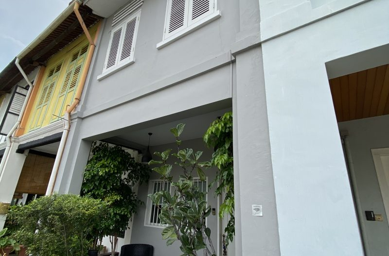 For Sale – Conservation Shophouse at Joo Chiat